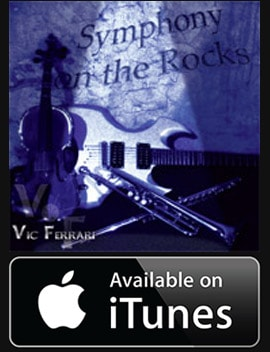 Symphony on the Rocks Album Available on iTunes